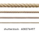 Collection Of  Various Ropes...