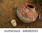 A Simple Handmade Earthen Pot...