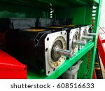 electric motors for modern... | Shutterstock . vector #608516633