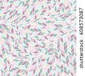 raster illustration. abstract... | Shutterstock . vector #608573087