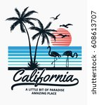California Print Design For T...