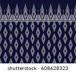 geometric ethnic pattern...   Shutterstock .eps vector #608628323