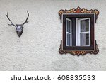 Bavarian Rural Window With...