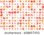 graphics colourful for display... | Shutterstock .eps vector #608857553