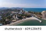 beach | Shutterstock . vector #609128693