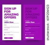 sign up for amazing offers form ...
