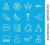 group icons set. set of 16...   Shutterstock .eps vector #609318143