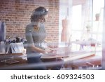 creative designer at the... | Shutterstock . vector #609324503