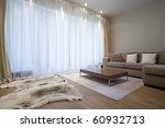 modern living room | Shutterstock . vector #60932713