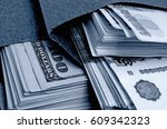 Stock photo currency speculation on the ruble dollar exchange 609342323