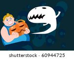 image of spirit which haunting... | Shutterstock . vector #60944725