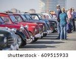 turin  italy   june 17  2016 ... | Shutterstock . vector #609515933