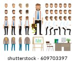 business style create your... | Shutterstock .eps vector #609703397
