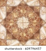 Seamless Stone Tile Pattern...