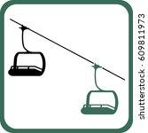 Ski Cabin Icon
