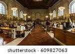 new york city usa  march 20 ...   Shutterstock . vector #609827063