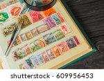 vinnitsa  ukraine   january 18  ... | Shutterstock . vector #609956453