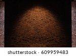 brick wall texture backgrounds  ... | Shutterstock . vector #609959483