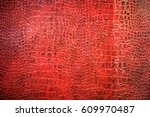 Background Texture Of Red Snak...