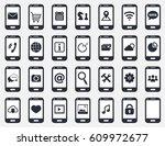 smartphone icon set  internet...