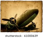 Vintage Military Aircraft ...
