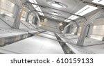 3d rendering of realistic sci... | Shutterstock . vector #610159133