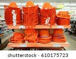 wolvega  netherlands   march 18 ... | Shutterstock . vector #610175723