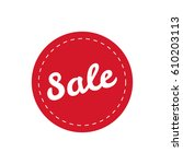 today only  one day super sale...   Shutterstock .eps vector #610203113