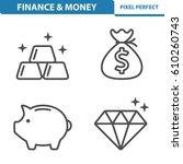 finance   money icons....