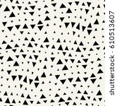 minimal graphic geometric... | Shutterstock .eps vector #610513607