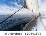 Sailing In The Mediterranean...