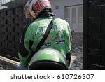jakarta  indonesia   march 27... | Shutterstock . vector #610726307