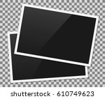 photo album | Shutterstock .eps vector #610749623