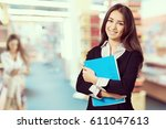 student. | Shutterstock . vector #611047613
