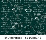 electric magnetic law theory...   Shutterstock .eps vector #611058143