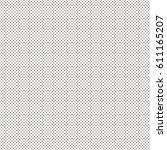 seamless polka dots pattern... | Shutterstock .eps vector #611165207