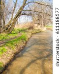 Small photo of elm. apricot. creek. watercourse. brook. groove. rivulet. run. beck. nullah. bourn. pass. floss
