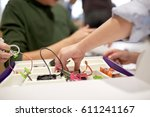 education  children  technology ... | Shutterstock . vector #611241167