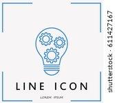 Line Icon    Concept