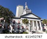 tallahassee  florida usa  ... | Shutterstock . vector #611452787