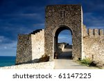 Old Citadel Gate Guarding The...