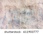 textured background old wall...   Shutterstock . vector #611903777