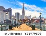 san fancisco  usa   february 22 ...   Shutterstock . vector #611979803