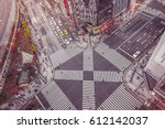 tokyo  japan   january 7   2017 ... | Shutterstock . vector #612142037
