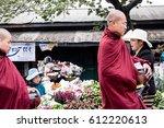 kyaing tong shan state burma  ... | Shutterstock . vector #612220613