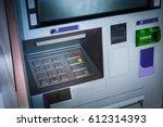 atm machine   Shutterstock . vector #612314393