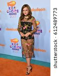 Small photo of LOS ANGELES, CA. March 11, 2017: Actress Sophie Reynolds at the Nickelodeon 2017 Kids' Choice Awards at the USC's Galen Centre, Los Angeles