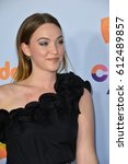 Small photo of LOS ANGELES, CA. March 11, 2017: Actress Violett Beane at the Nickelodeon 2017 Kids' Choice Awards at the USC's Galen Centre, Los Angeles