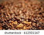 coffee beans for shops | Shutterstock . vector #612501167
