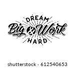 black silhouette text words...   Shutterstock .eps vector #612540653